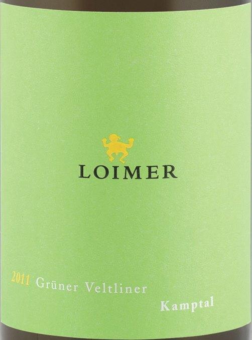 Loimer-Gruner-Veltliner-2011-Label