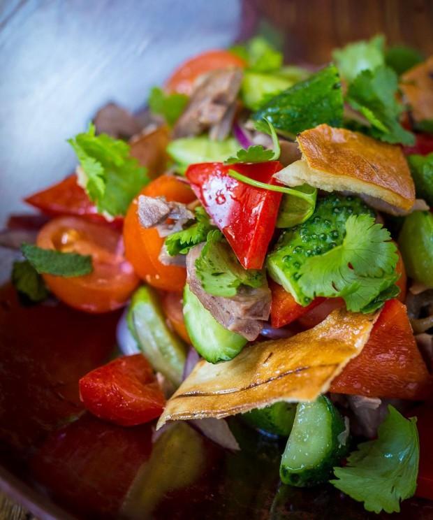 lebanon salad